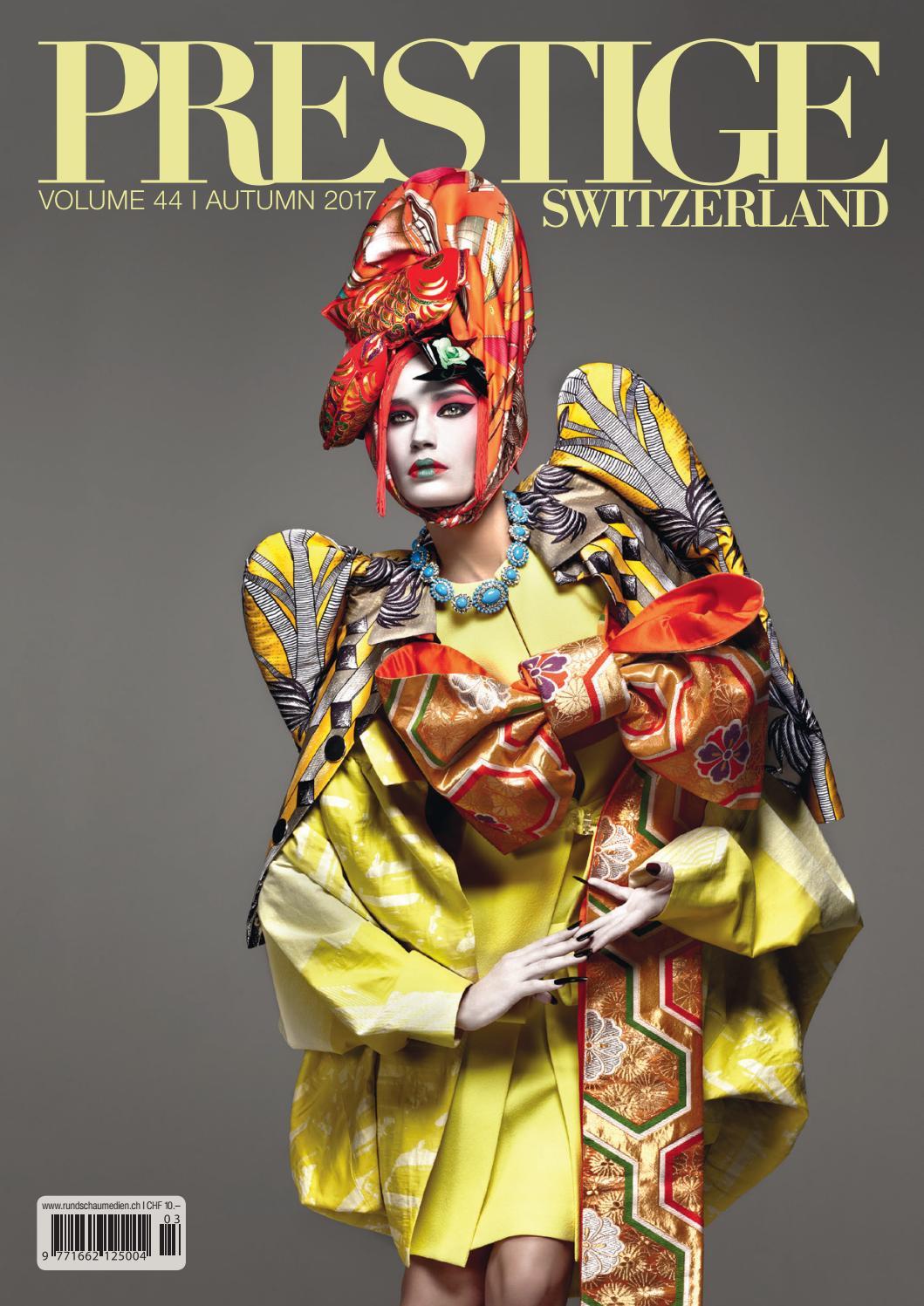 PRESTIGE Switzerland Volume 44 by rundschauMEDIEN AG - issuu