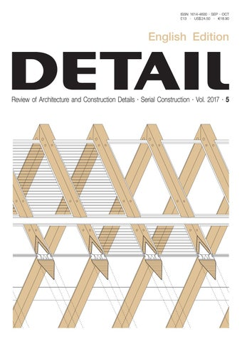 DETAIL English 5/2017   Serial Construction