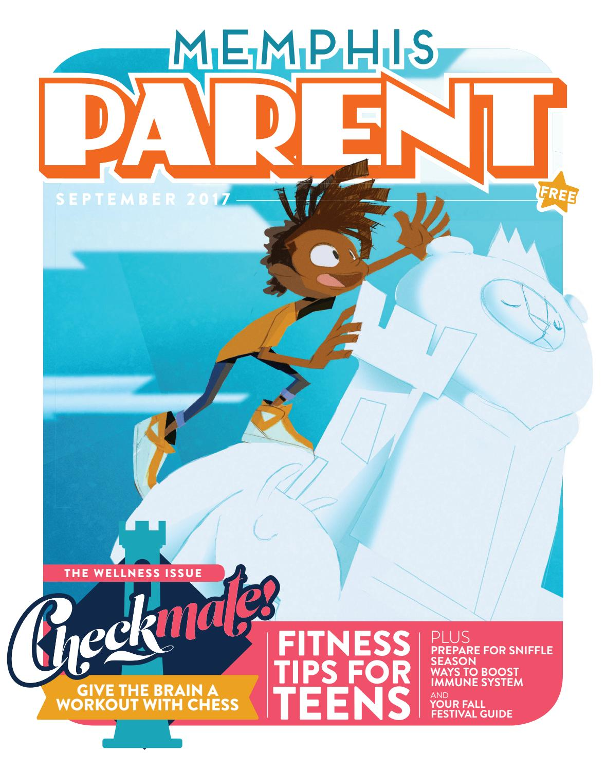 Memphis Parent, September 2017 by Contemporary Media - issuu