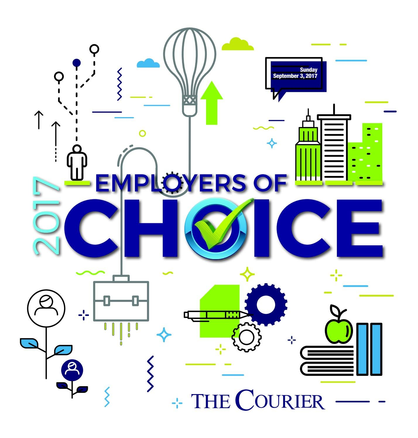 2017 Employers Of Choice By Waterloo Cedar Falls Courier Issuu