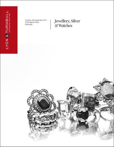 0ca2ed5f6 503 Jewellery, Silver and Watches Catalogue PDF by Lyon & Turnbull ...