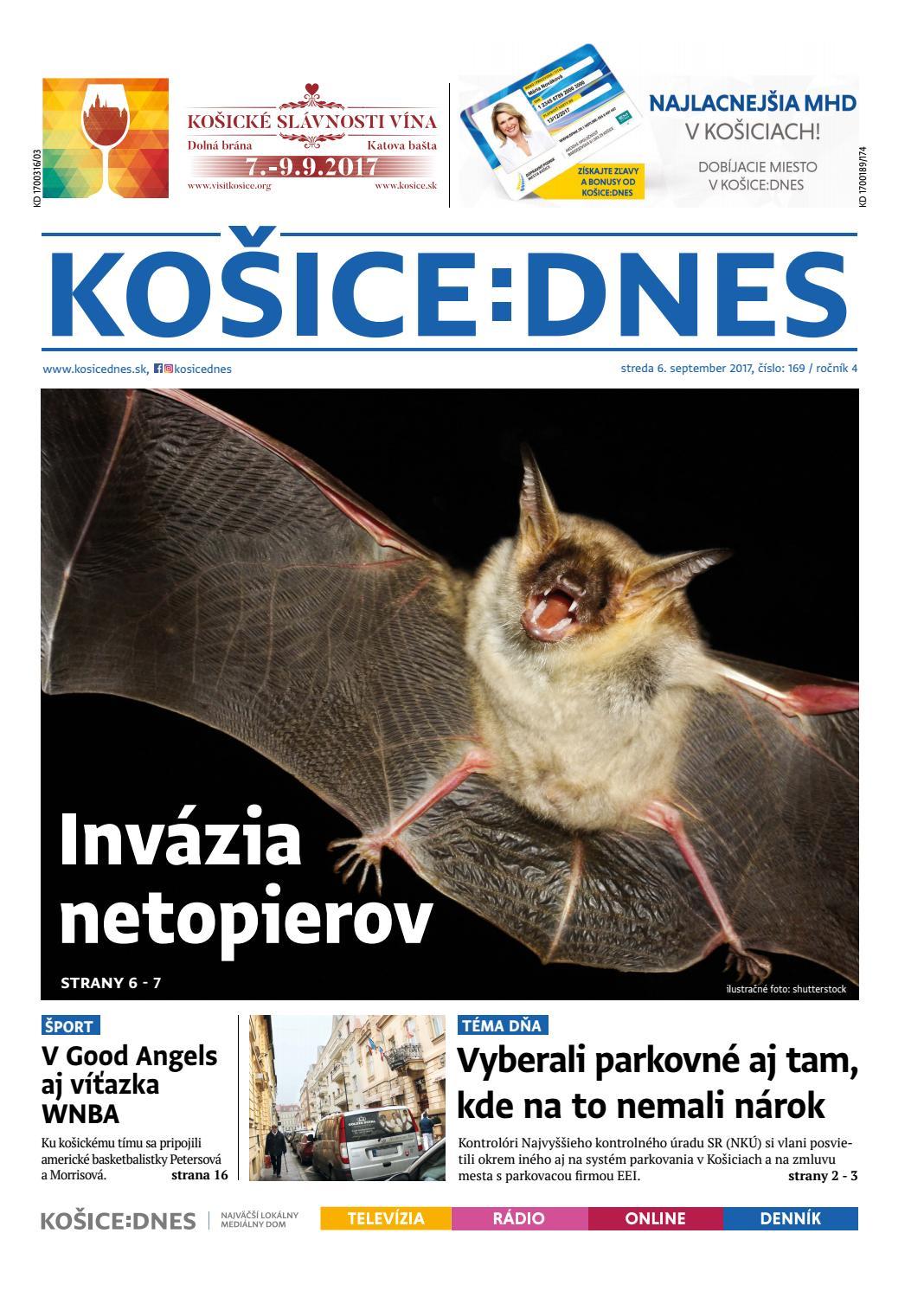 217d5f719 KOŠICE:DNES 6.9.2017 by KOŠICE:DNES - issuu
