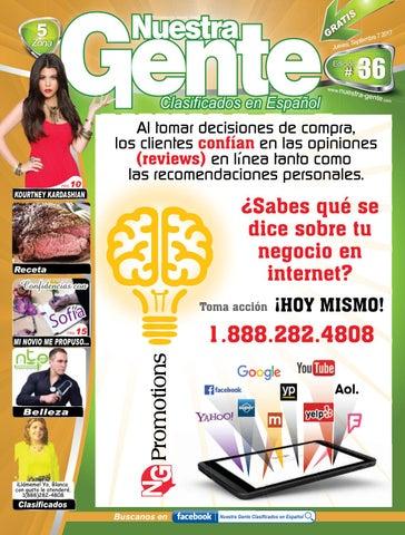 Nuestra Gente 2017 Edicion 36 Zona 5 by Nuestra Gente - issuu