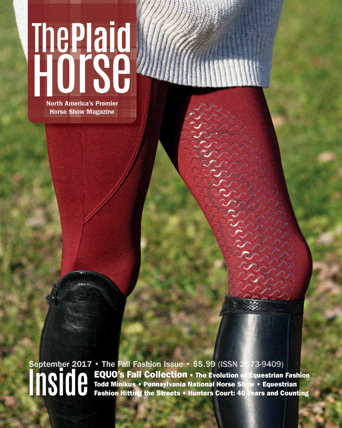 e68f8534a24 The Plaid Horse - September 2017 - The Fashion Issue by The Plaid Horse -  issuu