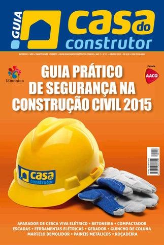 Guia Casa do Construtor nº 12 by Editora Lamonica Conectada - issuu 5de6da2ed3