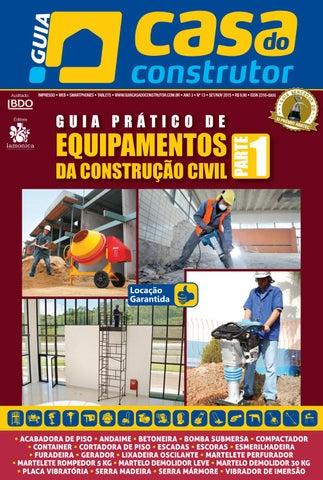 Guia Casa do Construtor nº 14 by Editora Lamonica Conectada - issuu 8d3ee91702