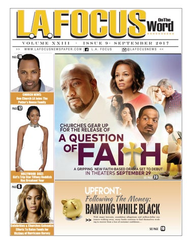 L A  Focus On The Word September 2017 Issue by LA Focus