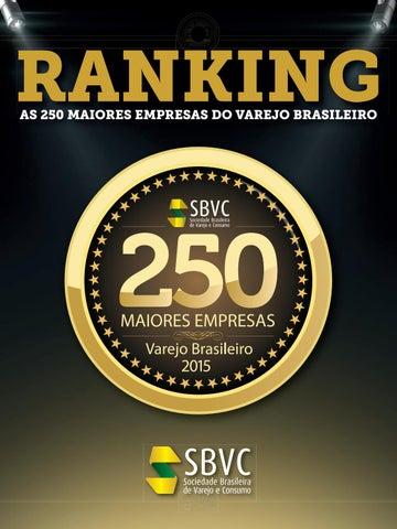 Ranking SBVC 2015 by Editora Lamonica Conectada - issuu 9ccab25455