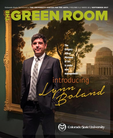 3bcfa8ad019b The Green Room   September 2017 by ColoradoStateUniversity UCA - issuu
