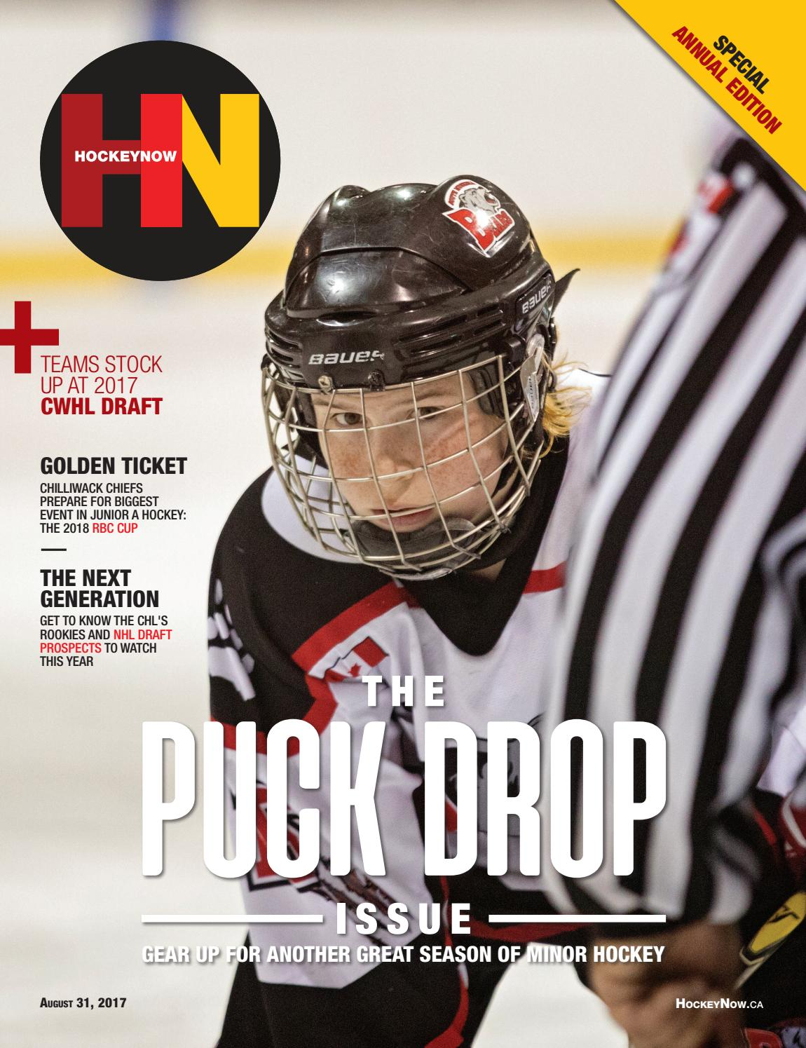 The Puck Drop Issue  August 31 7e5be9e6c