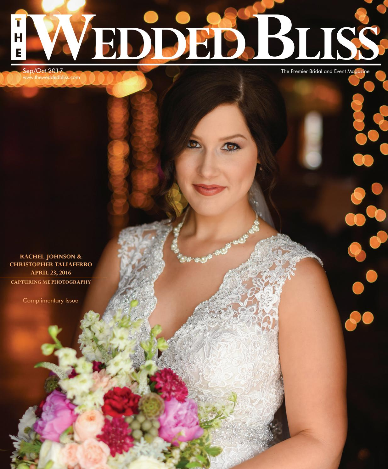 Wedded: The Wedded Bliss -September-October 2017 By The Wedded