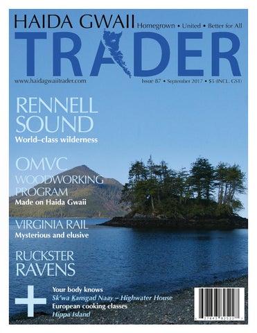 Hgt magazine 87 september 2017 by haida gwaii trader issuu page 1 fandeluxe Choice Image