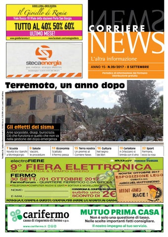 c75f99b441 CORRIERE NEWS SETTEMBRE 2017 by Corriere News - issuu