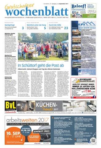 kuhle dekoration marquardt kuchen, grafschafter wochenblatt 6. september 2017 by sonntagszeitung - issuu, Innenarchitektur