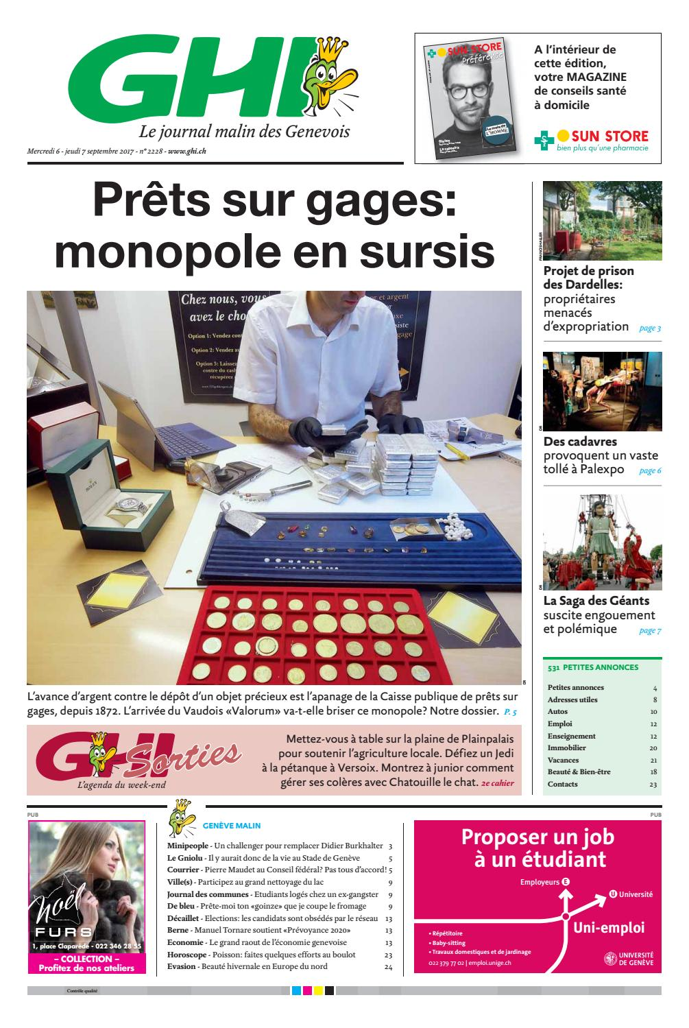 Bruit Griffe Chien Parquet ghi du 06 09 2017ghi & lausanne cités - issuu