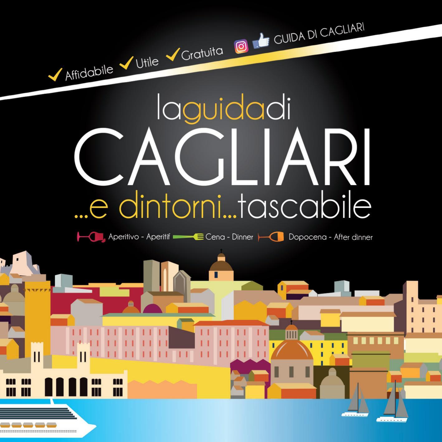 Guida Di Cagliari By Sk Arti Grafiche Issuu
