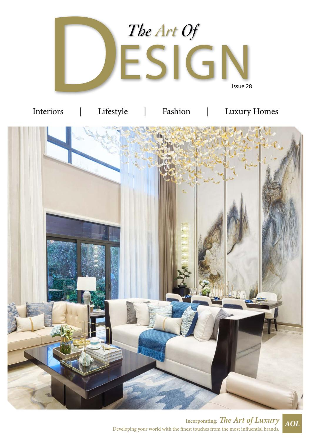 Home Cinema Saba Design 08 Part - 22: The Art Of Design - Issue 28 2017 By MH Media Global - Issuu