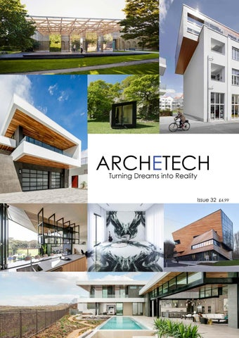 Archetech issue 32 2017 by archetech media ltd issuu page 1 malvernweather Images