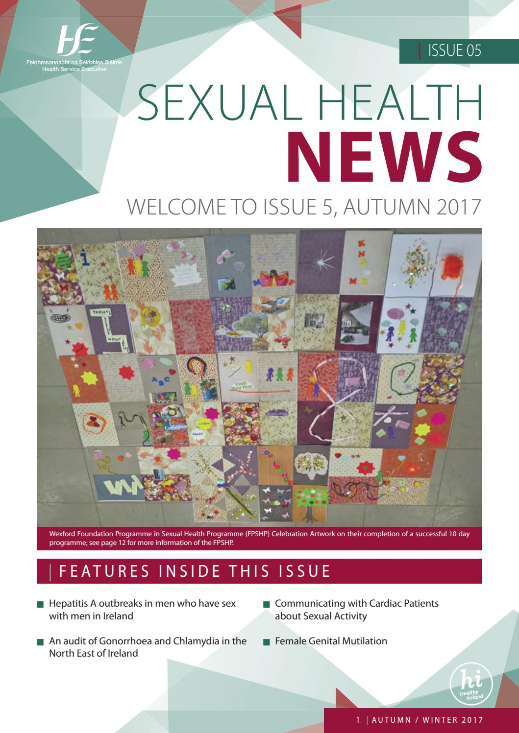 Sexual Health News Issue 5, Autumn 2017 by Murphy Print ...
