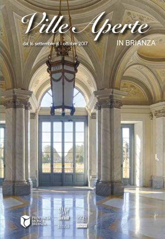 VILLE APERTE IN BRIANZA 2017 by Provincia di Monza e della Brianza ...