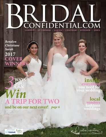 41e7b3e84d551 Bridal Confidential 2017-18 by Bridal Confidential - issuu