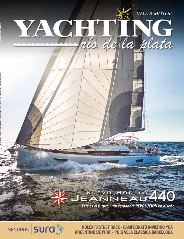 Revista Yachting Rio de la Plata by Yachting Río de la Plata - issuu 6664420e1414d