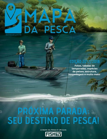 ef82fdf98 Mapa da pesca edicao 2017 2018 by Jeferson Ramos - issuu