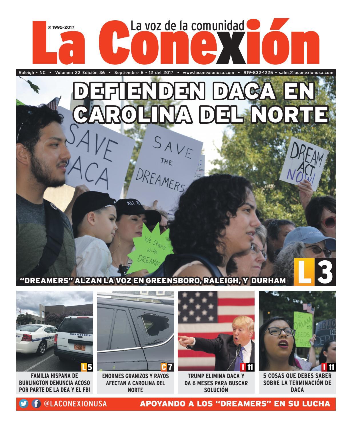 La Conexión 2017-09-06 by La Conexion USA - issuu