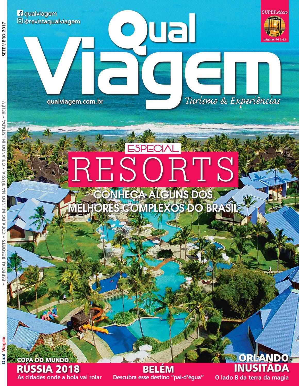 cc2476ebe Revista Qual Viagem Edição 46 - Setembro   2017 by Editora Qual - issuu