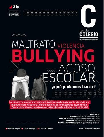 ffb74cf64 Revista colegio edicion 76 by RIMA Comunicación Institucional - issuu