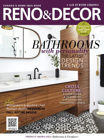 Fine Reno Decor Magazine Oct Nov 2017 By Homes Publishing Inzonedesignstudio Interior Chair Design Inzonedesignstudiocom