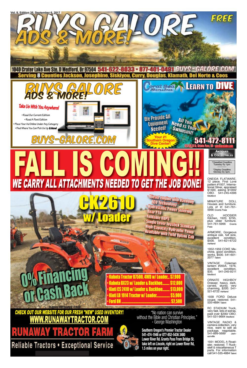 Buys Galore September 6, 2017 by Buys Galore - issuu