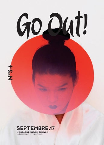 Go Out! Go Out! n°54 Septembre 017 by Go Out ! Magazine - issuu e07003facfe1