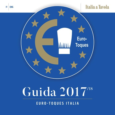 the latest 52fbd 30d78 Guida Euro-Toques 2017 18 by Italia a Tavola - issuu