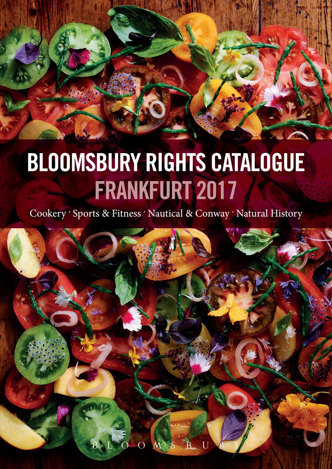Bloomsbury Rights Catalogue Frankfurt 2017 By Publishing Lowan Whole Foods Rolled Oats 1kg Issuu