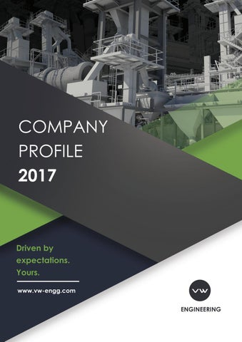 VW Engineering Company Profile 2017 by Tan Zi Jian - Issuu