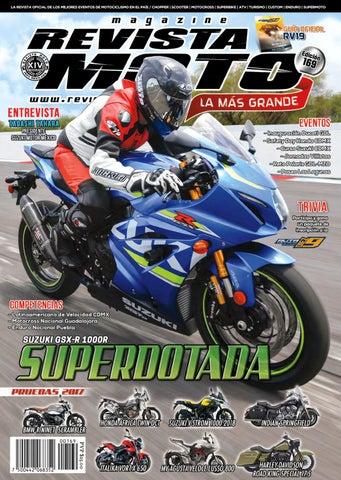 Edición 169 Agosto by Revista Moto - issuu