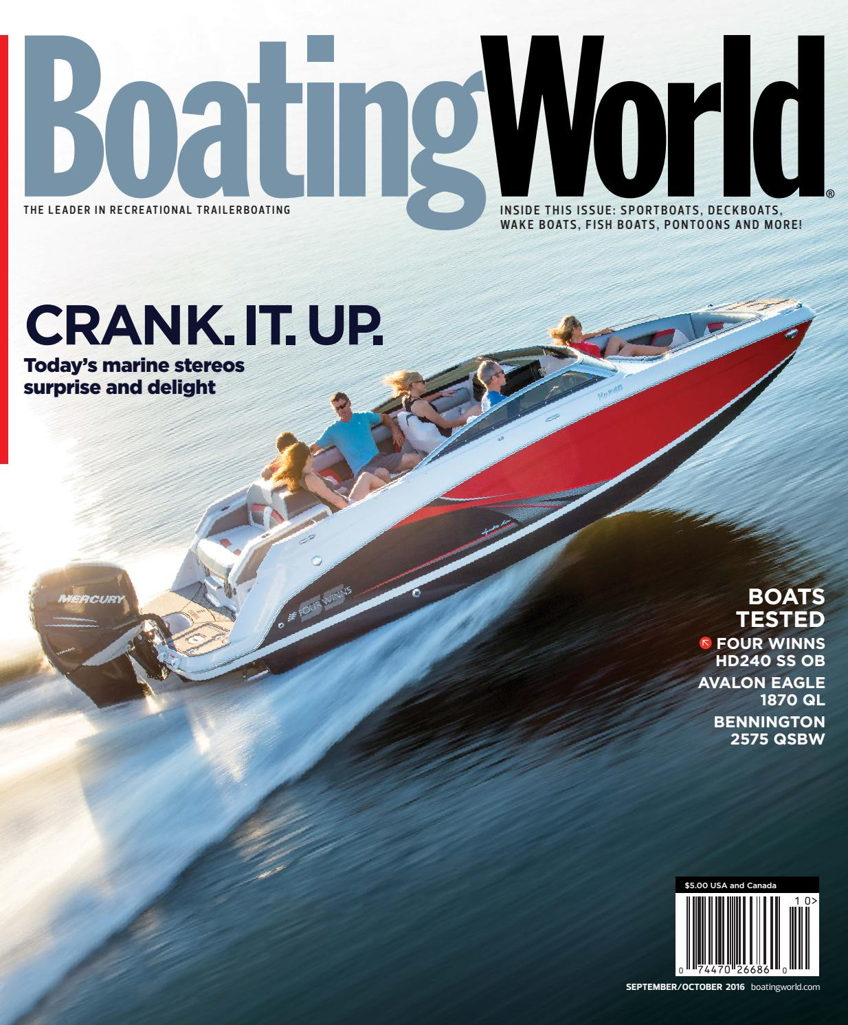 Sept/Oct 2016 – Boating World Magazine by Duncan McIntosh Company ...