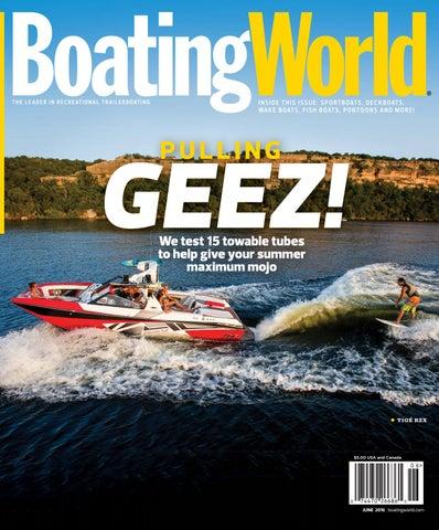 12V Waterproof Rocker Switch Blower Marine Ski Wakeboard Bass Pontoon Boat Red