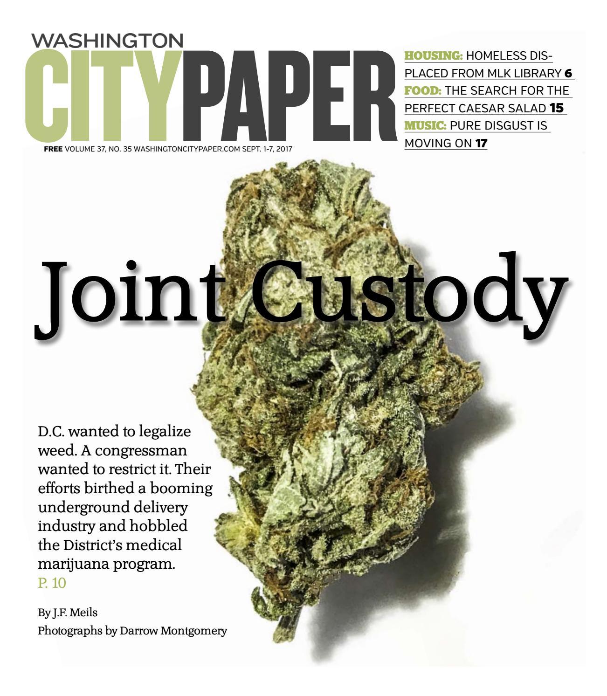 Washington City Paper (September 1, 2017) by Washington City
