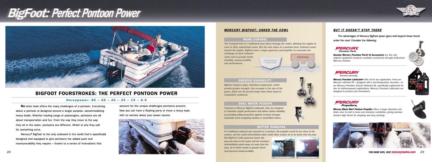 Mercury 2004 outboards catalog by GARZON STUDIO - issuu