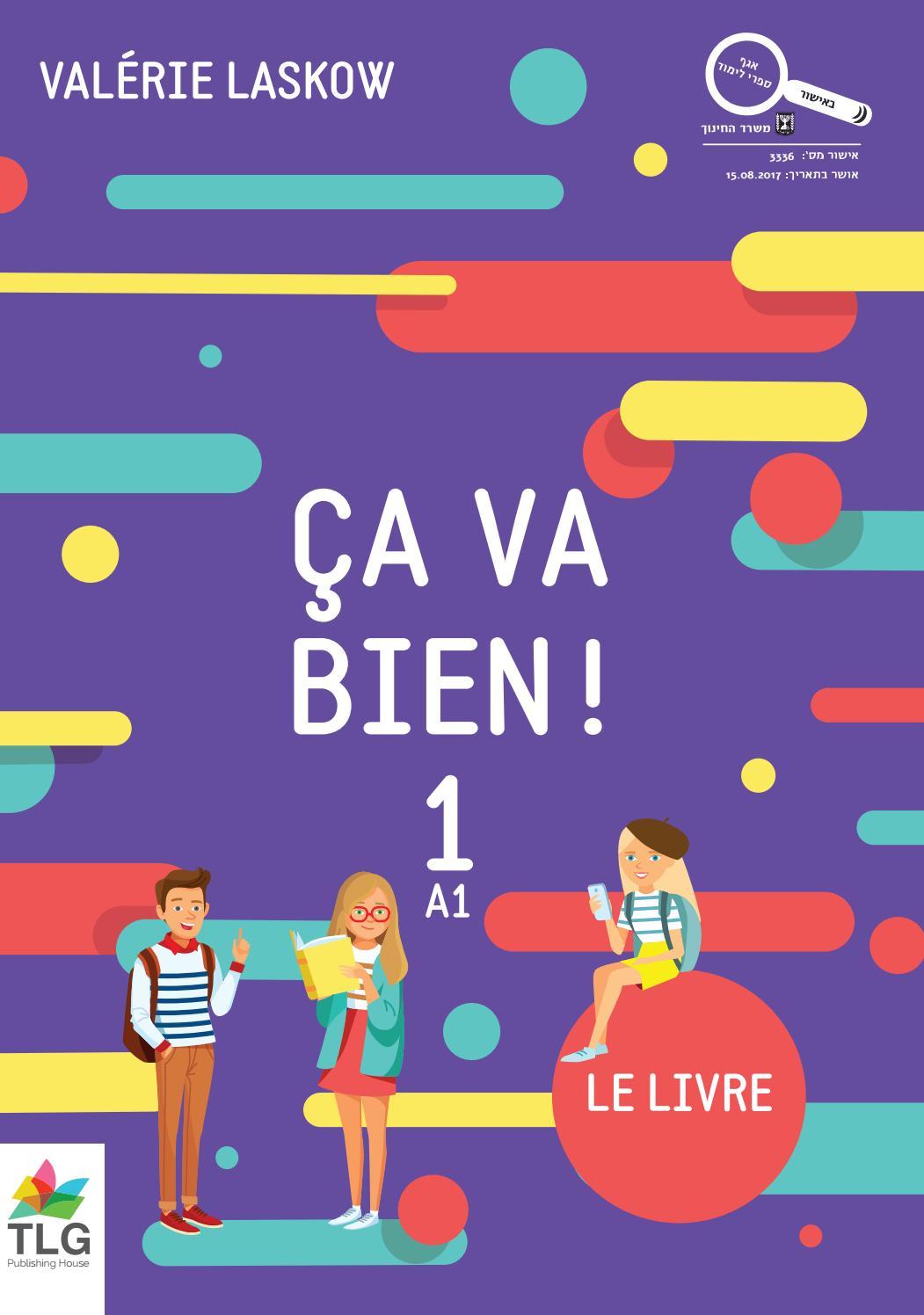 Ca Va Bien Le Livre By Addora Issuu