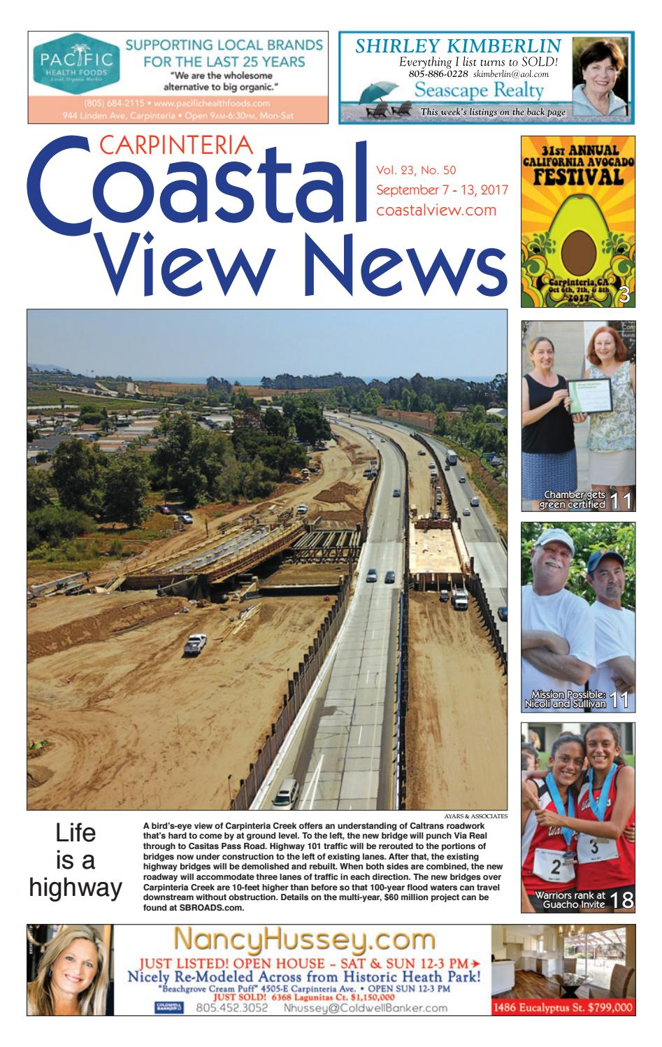 Coastal View News • September 7, 2017 by Coastal View News ... on