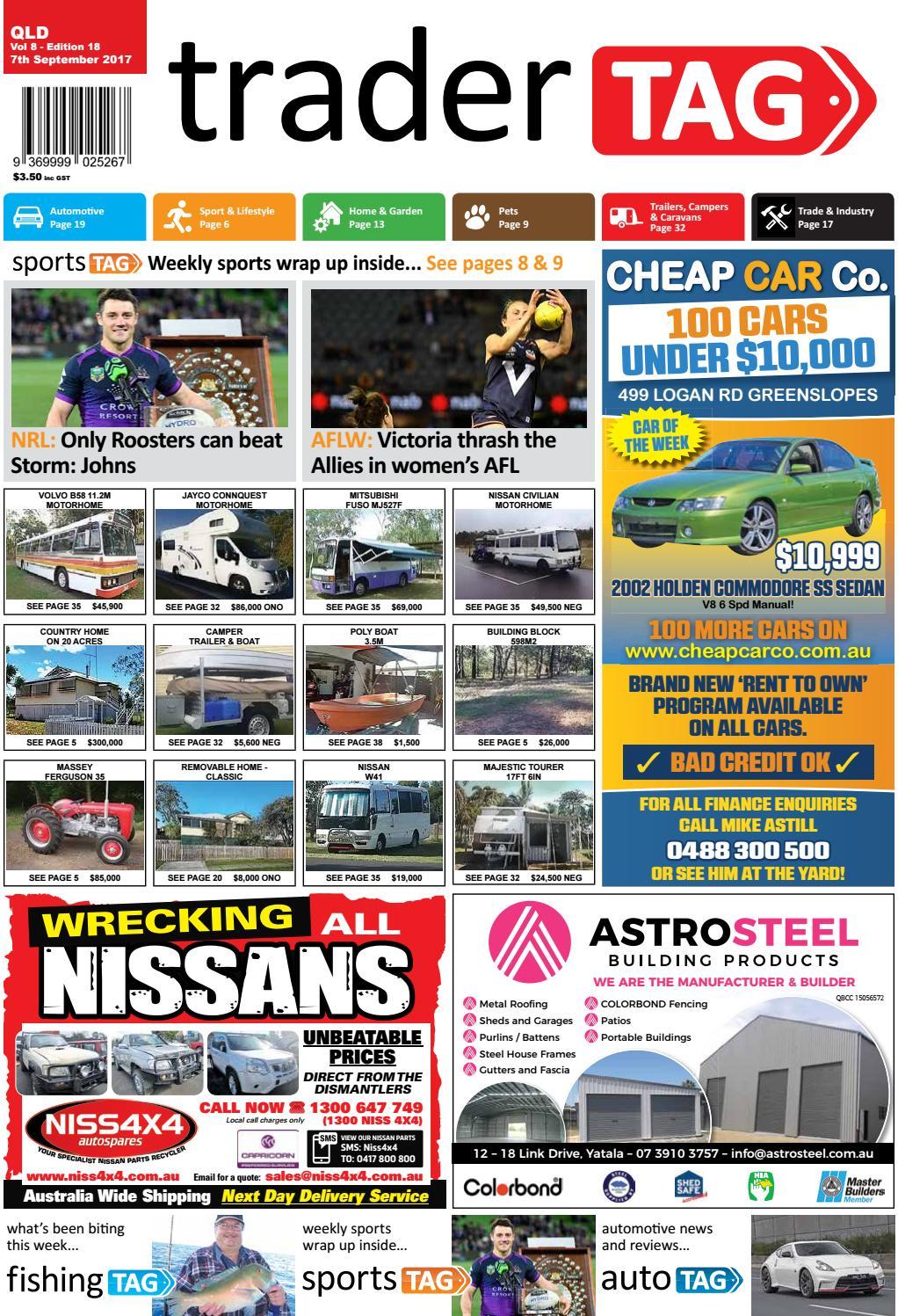 TraderTAG - Queensland - Edition 18 - 2017 by TraderTAG