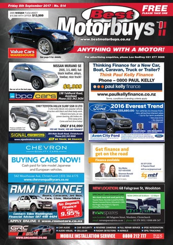 Best Motorbuys 08 09 17 By Local Newspapers   Issuu