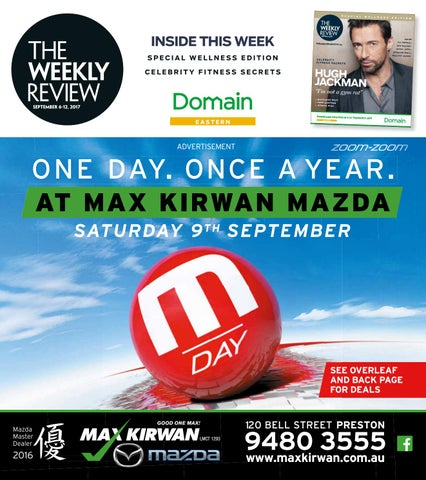 The Weekly Review Eastern by The Weekly Review - issuu