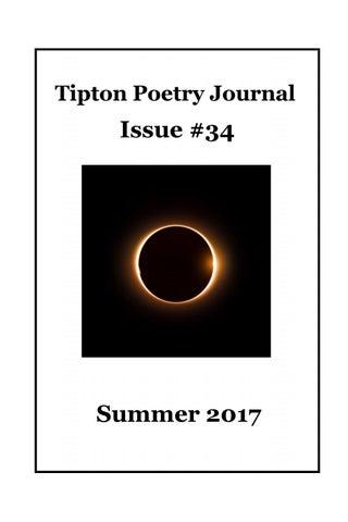 Tipton Poetry Journal 34 By Tipton Poetry Journal Issuu