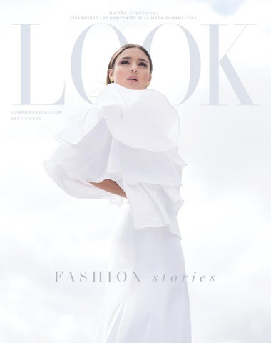 6b9ed1fc7 LOOK SEPTIEMBRE 2017 by Look Magazine - issuu