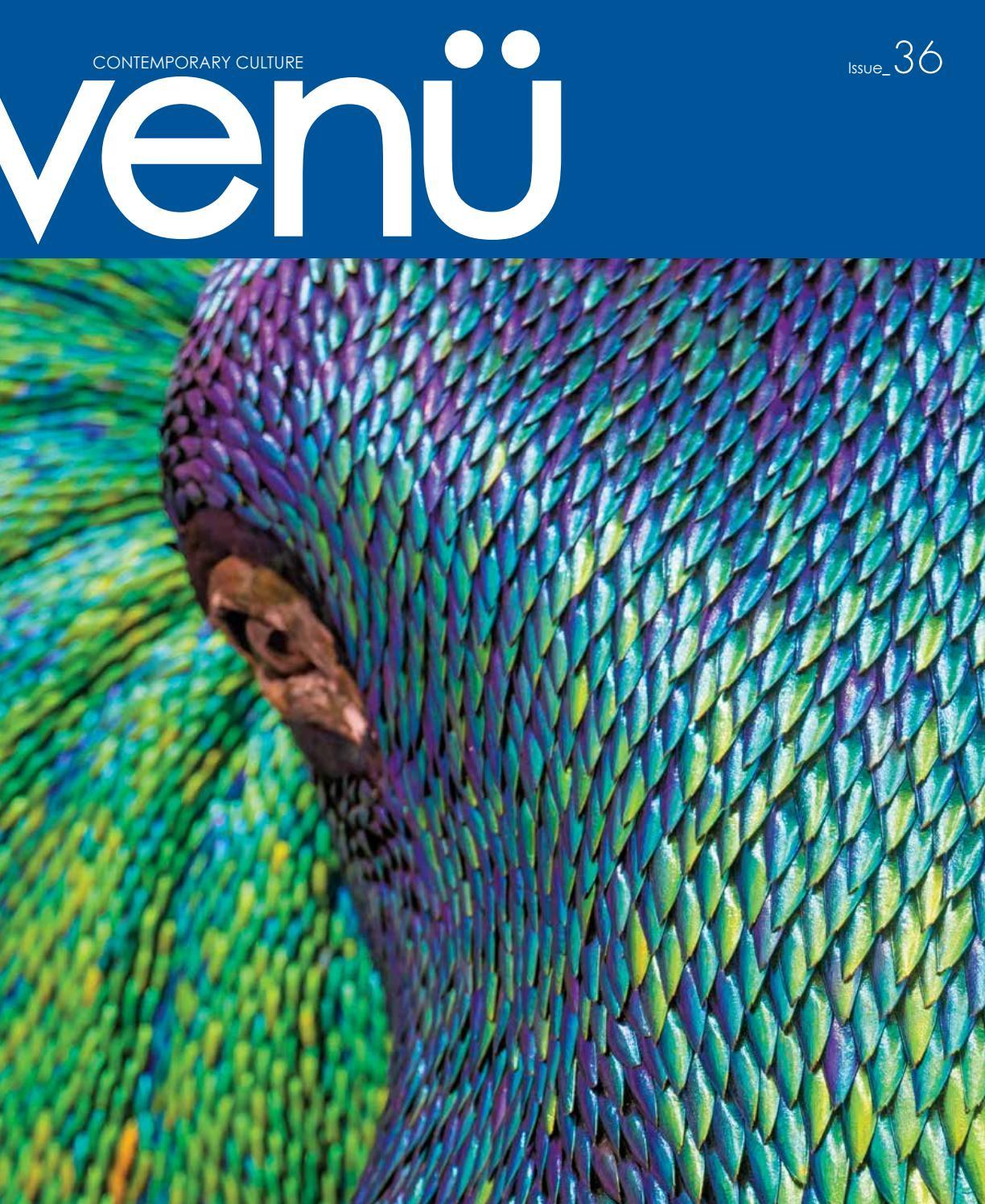 VENU #36 FALL 2017 by VENÜ MAGAZINE - issuu