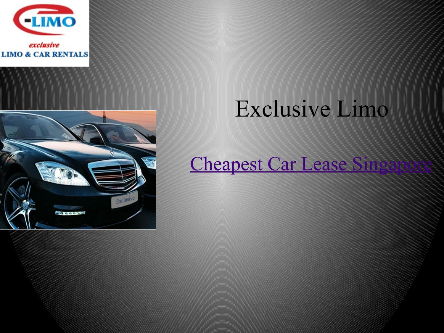 Cheapest Cars To Lease >> Looking For Cheapest Car Lease Service In Singapore By